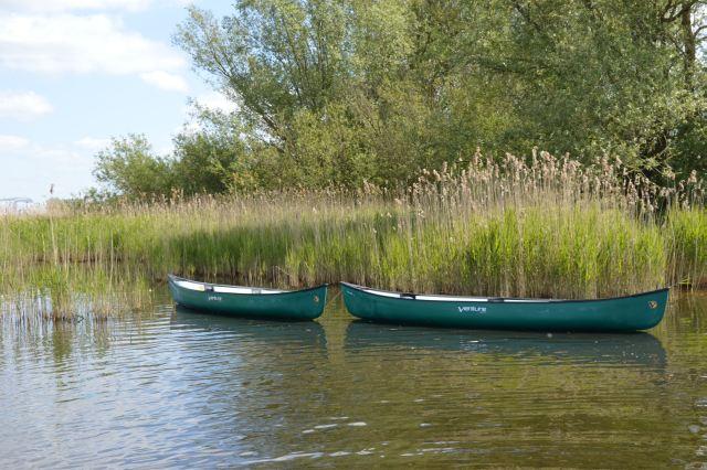 Sloep verhuur Vollenhove Overijssel Boot kano weerribben wieden kalenberg